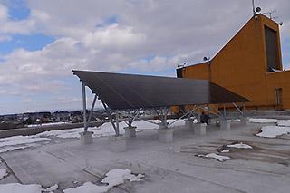 江釣子地区交流センターほか太陽光工事